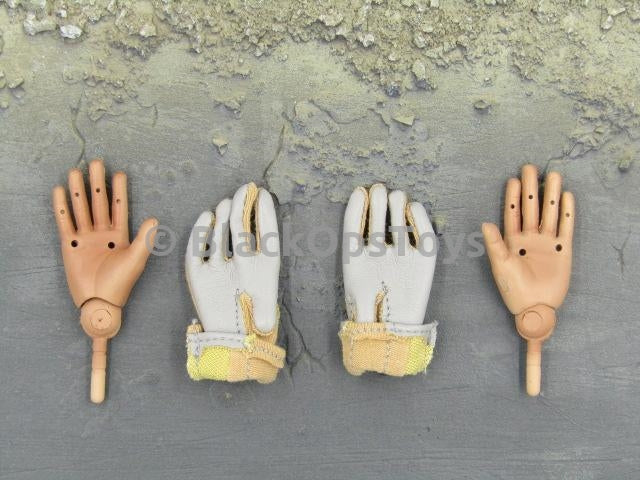 CIA SOG Field Operator - Bendy Hand & Glove Set