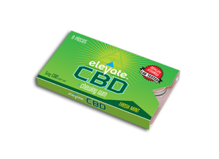 Blue Moon Hemp CBD Elevate Gum