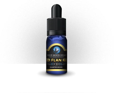 Blue Moon Hemp CBD and Hemp Oil Vape E-Liquid 100mg