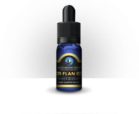 Blue Moon Hemp CBD and Hemp Oil Vape E-Liquid 300mg