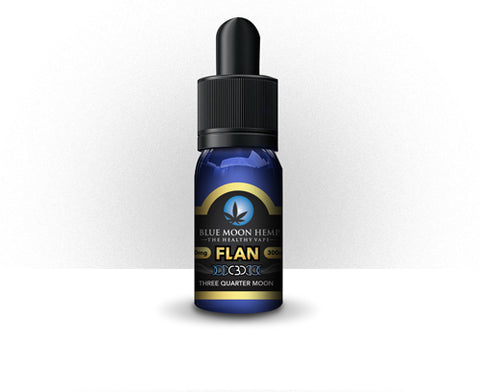 Blue Moon Hemp CBD and Hemp Oil Vape E-Liquid 400mg
