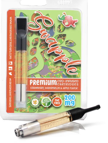 Creating Better Days CBD Cartridge