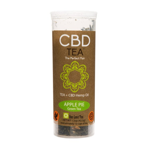 CBD Infused Tea - Apple Pie