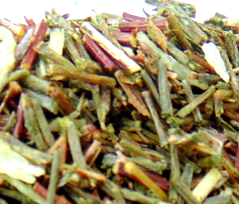 CBD Infused Tea - Coconut Island Green Rooibos