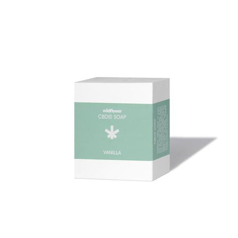 Wildflower CBD+ Soap - Pack of 3 - 20mg