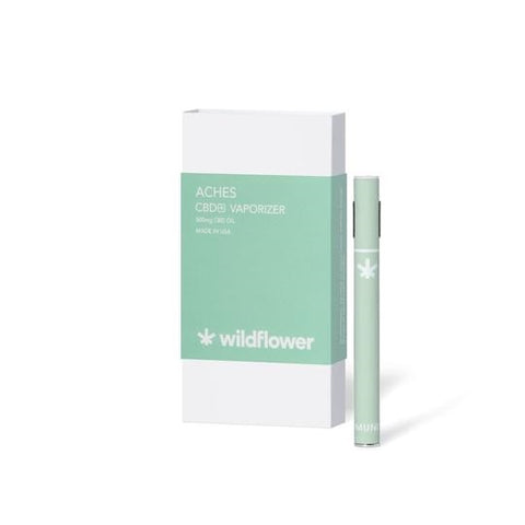 Wildflower CBD+ Vaporizer - ACHES