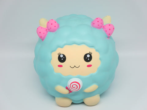 Jumbo Candy Pop Sheep Squishy