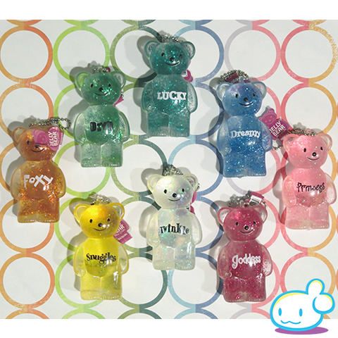 Jelly Bear Water Squishy
