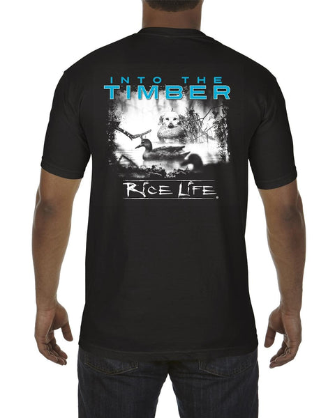 Into The Timber Mens Short Sleeve TShirt