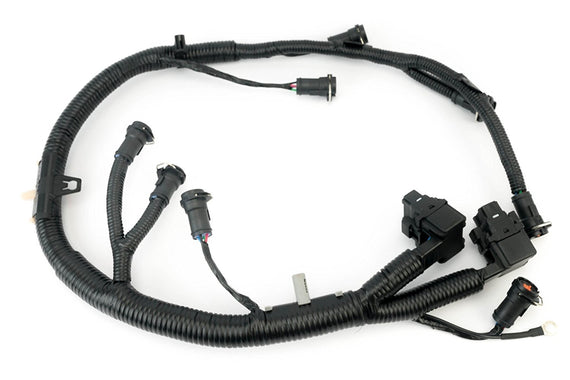 FICM Engine Fuel Injector Complete Wire Harness - Replaces Part# 5C3Z9D930A