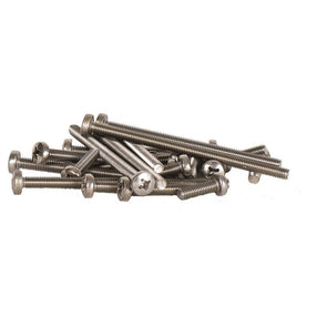 6mm stainless fin screw