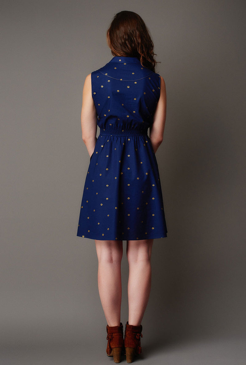 Deer and Doe Cardamome Dress Pattern
