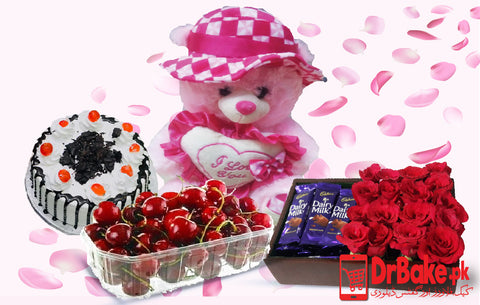 Gift for Sweet angels - Dr Bake Pakistan Send gifts to Lahore, Karachi, Islamabad, Pakistan
