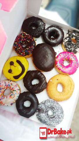 DUNKIN DONUTS 12 - Dr Bake Pakistan Send gifts to Lahore, Karachi, Islamabad, Pakistan