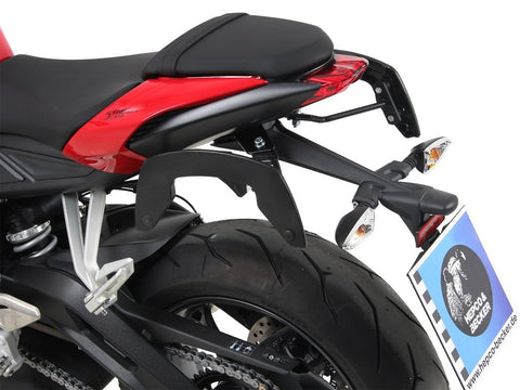 Triumph Street Triple RS 765 C-Bow Side Case Carrier