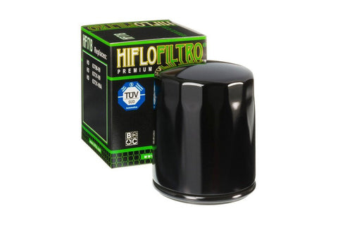 Kawasaki Er6n Spares - Oil Filter by HI FLO - Bike 'N' Biker