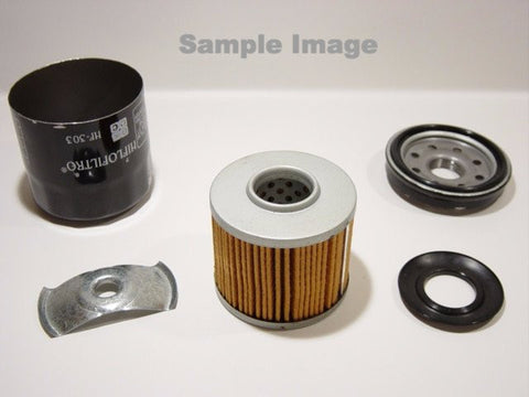 BMW R1200GS Spares - Oil Filter by HI FLO - Bike 'N' Biker