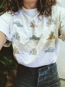 Retro Southwest Is Best Tee