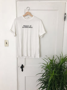 Product Of Documentaries Tee