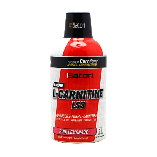 iSatori L-Carnitine LS3 16floz - AdvantageSupplements.com