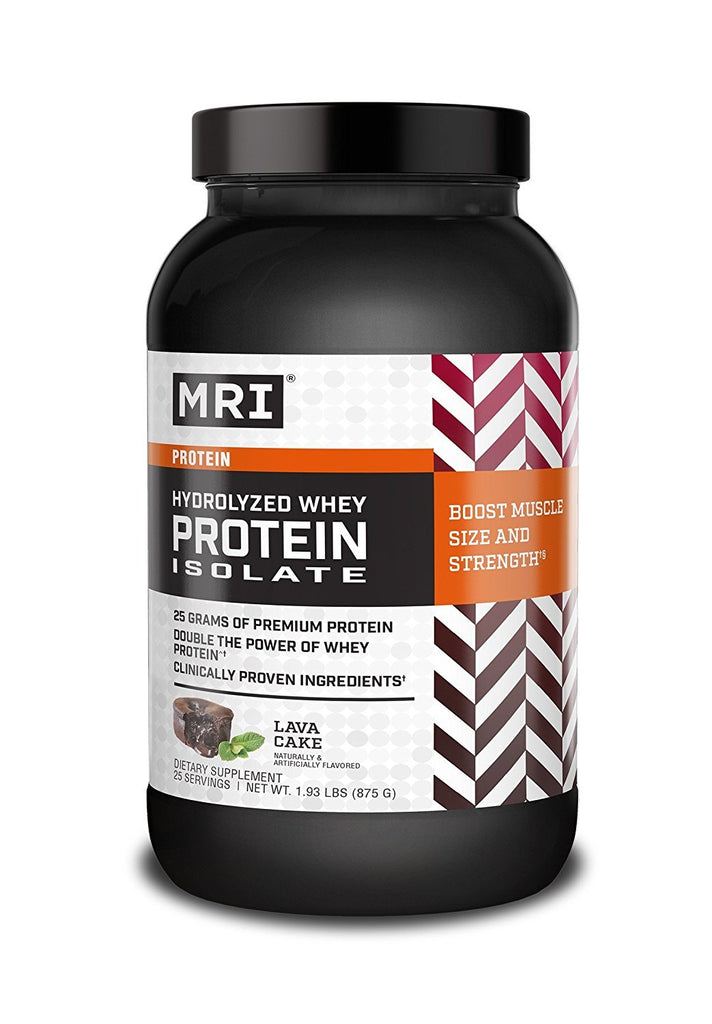 MRI Hydrolyzed Whey Protein Isolate (25 servings)