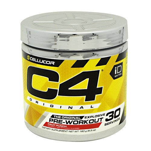 Cellucor C4 ID Series Pre-Workout (30 servings) - AdvantageSupplements.com