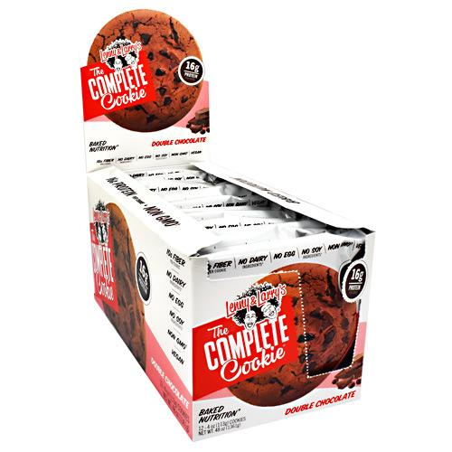 Lenny & Larry's All-Natural Complete Cookie 4oz (12 cookies)