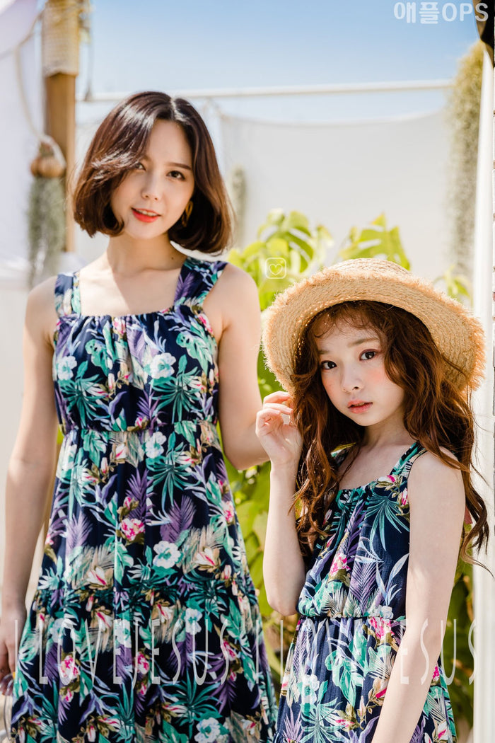 Resort Dress (Woman/ Girl)