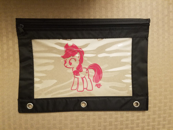My Little Pony pencil pouch - Back to school!