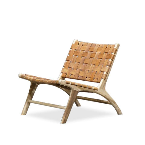 Acapulco Low Chair- Tan