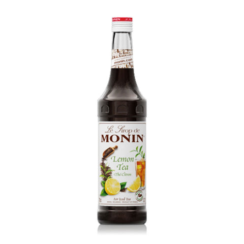 MONIN  CONCENTRATE LEMON NAT TEA 700ML