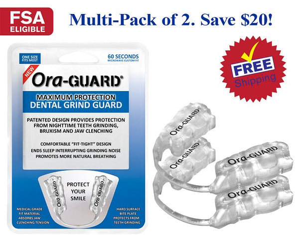 Special Multi-Pack Value Set of 2 ($20 Savings!)