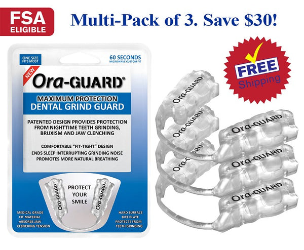 Special Multi-Pack Value Set of 3  ($30 Savings!)
