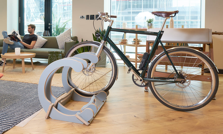 Cycle Rack Grey - Duo