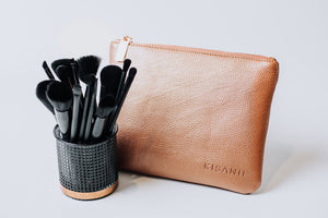 THE LUXURY COLLECTION - 15 PIECES WITH MAKEUP BAG