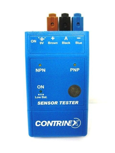 Contrinex Sensor Tester ATE-0000-010 w/ Rechargeable Battery/ USB Port 600000033 - Industrial Sensors & Controls
