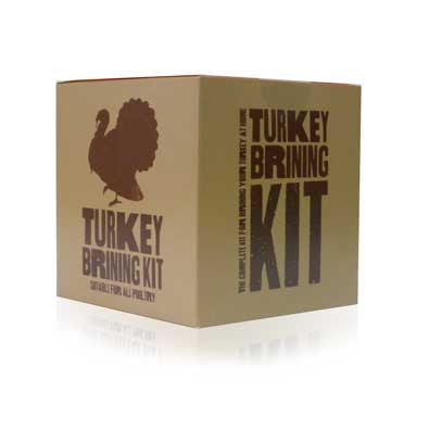 Turkey Brining Kit - was £7.95 NOW £5.99! - Surfy's Home Curing Supplies