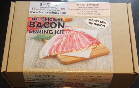 The Original Bacon Curing Kit - Surfy's Home Curing Supplies