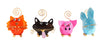 Animal Picture Holders Set 5 - Issara Fairtrade