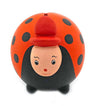 Ladybird Money Box - Issara Fairtrade