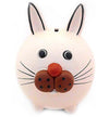 Bunny Money Box - Issara Fairtrade
