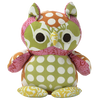 Scrappy Owl Spring - Issara Fairtrade