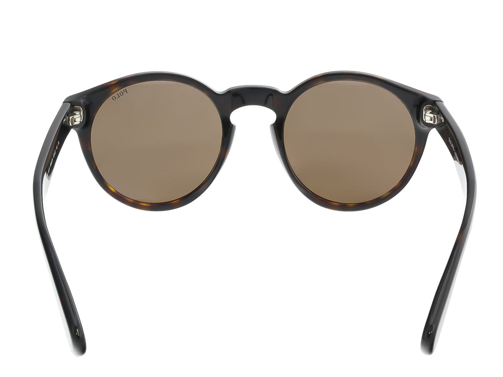 Ralph Lauren PH4101 556473 Cream Round Sunglasses