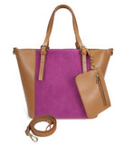 HS 5211 CF LALA Leather Shopper/Tote Bag