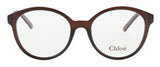 Chloe CE2693 210 Brown   Rectangle Opticals