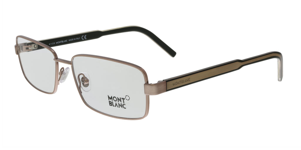 Montblanc  Bronze Rectangular Opticals