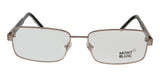 Montblanc MB0622 034 Bronze Rectangular Opticals