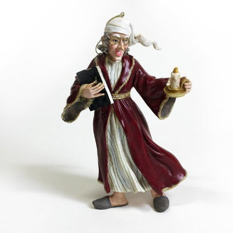 Ebenezer Scrooge Resin Ornament