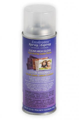 Envirotex Spray Sealer/High Gloss   4013 - Creative Wholesale