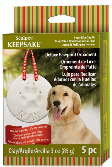 Deluxe Pawprint Ornament Kit H3001 Christmas Sale - Creative Wholesale